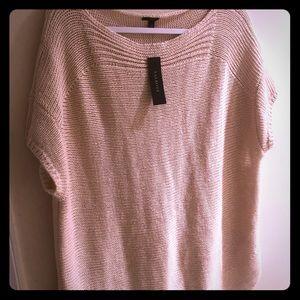 Talbot Linen Sweater NWT